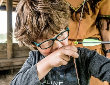 Kinderfeestje Robin Hood
