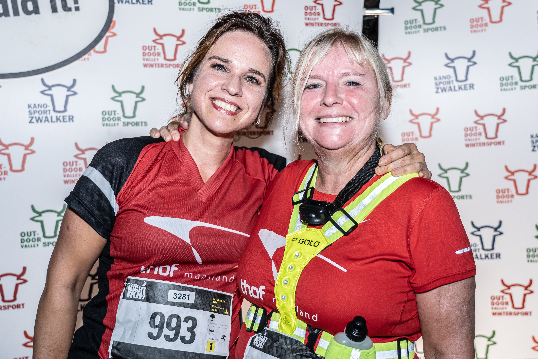 FOTO'S: Rotterdam Night Run 2018