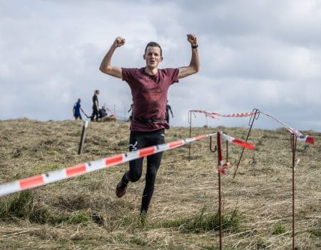 Vrijwilligers Obstacle Run