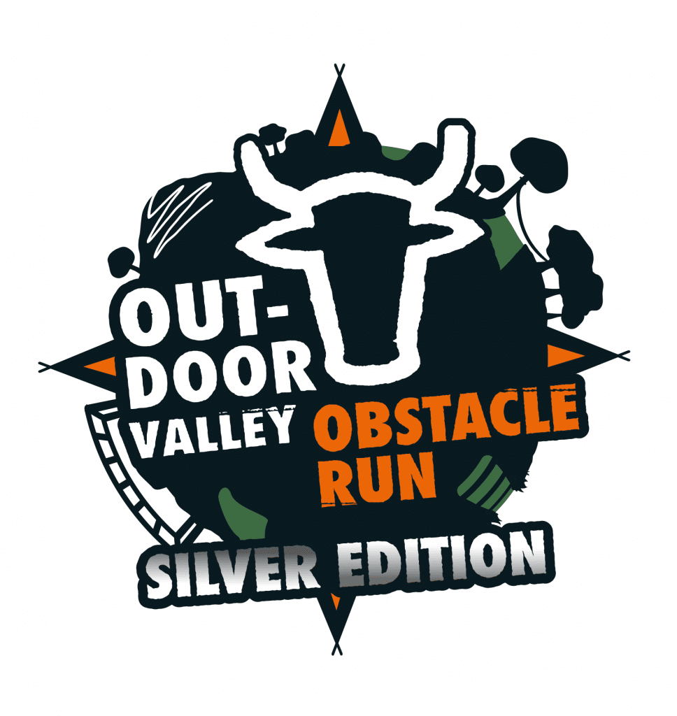 Obstacle Run Logo