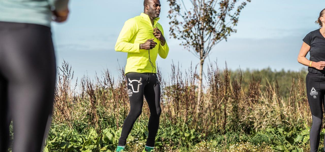 Obstacle Run Voorbereidingstraining