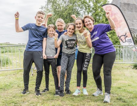 FOTO'S: Outdoor Valley Obstacle Run – Silver Edition