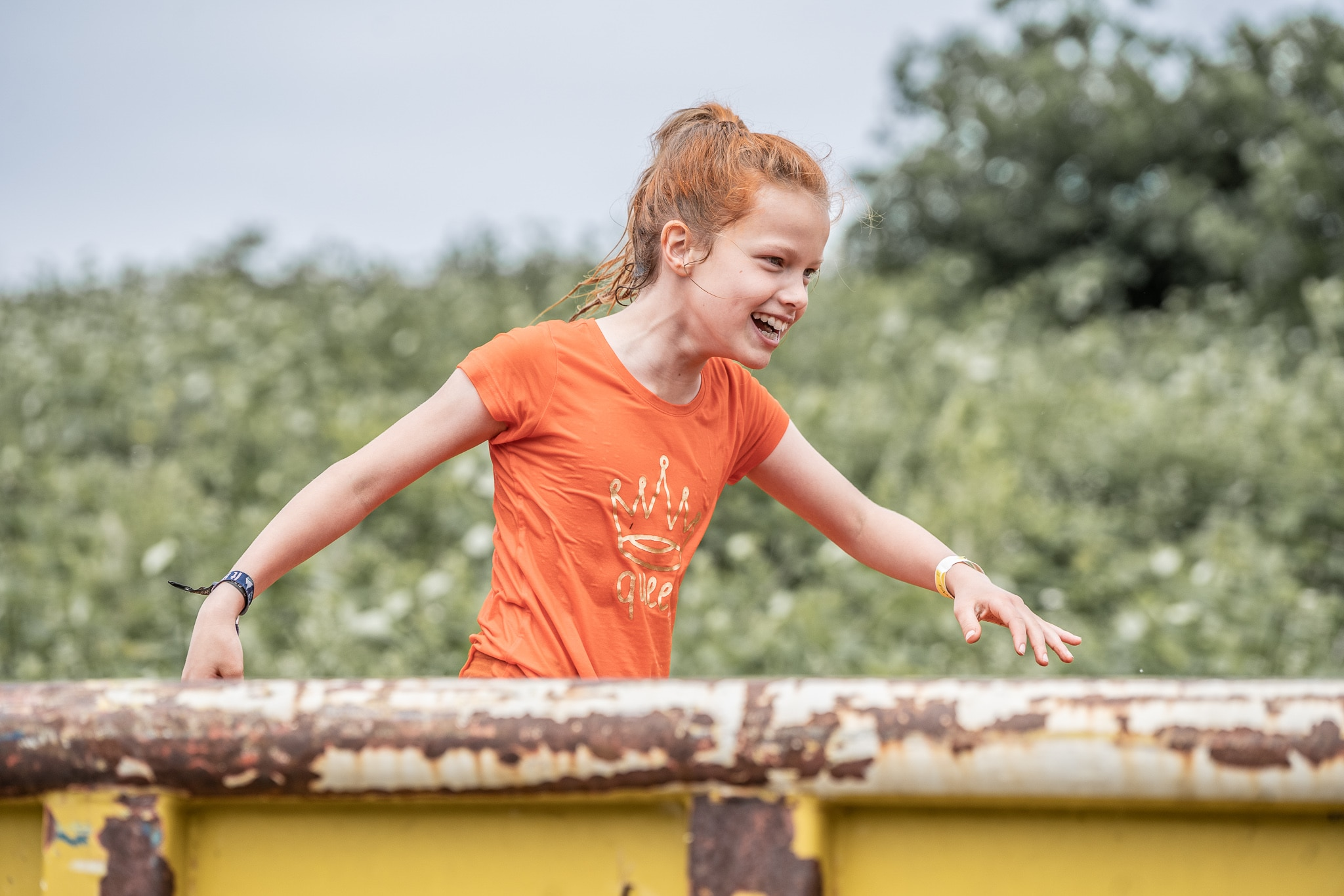 FOTO'S: Outdoor Valley Obstacle Run Silver Edition