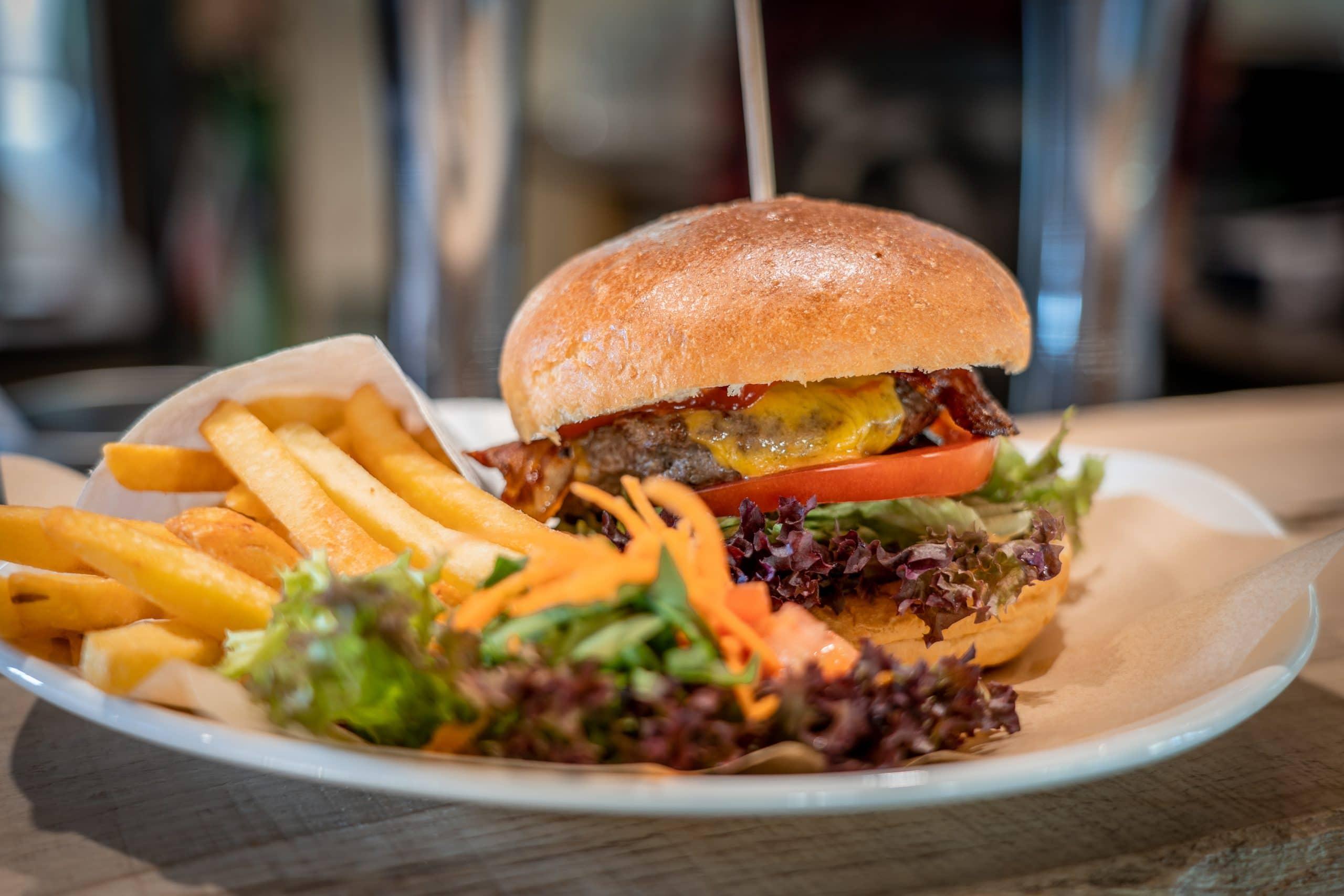 Hamburger restaurant de Berghut