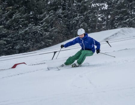 Ski-/ snowboardcursus